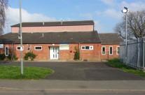 Outside Fenside Community Centre